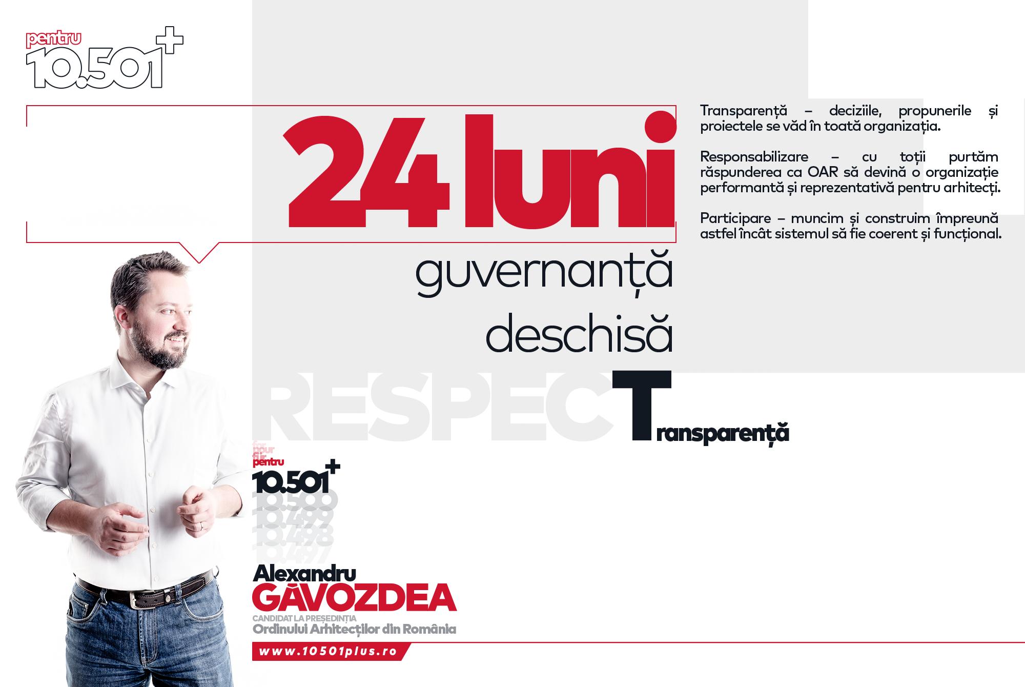respecT: Transparență